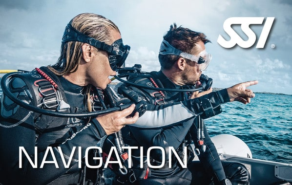 Navigation, Book your SSiI Dive Course, Buche Deinen SSI Tauchkurse