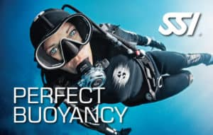 SSI Perfect Buoyancy, book,